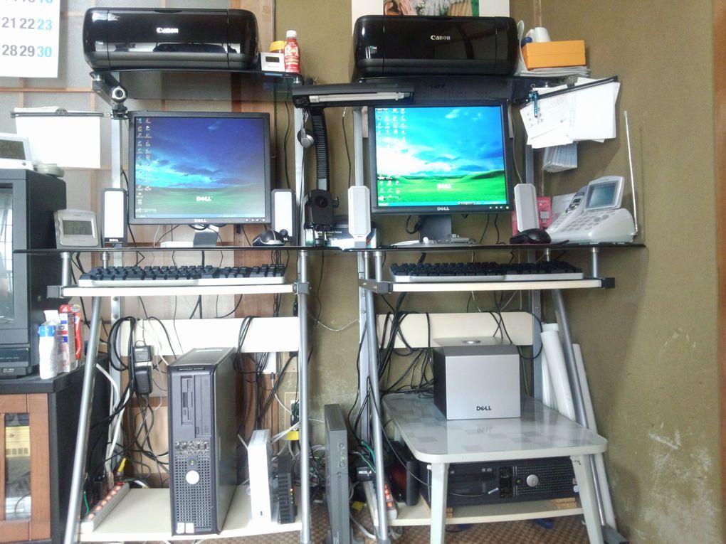 ツインパソコン